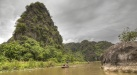 Tam Coc, o Bahía de Halong seca