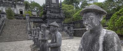 mausoleo de Khai Dinh