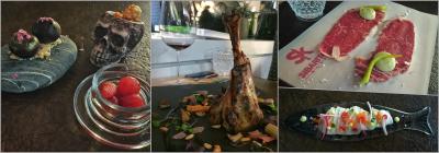 Sibaritas Klub, el nuevo restaurante del chef Peña (Top Chef 2014) en Valladolid