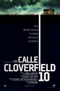 poster Calle Cloverfield 10