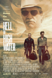 poster Hell or High Water (Comanchería)
