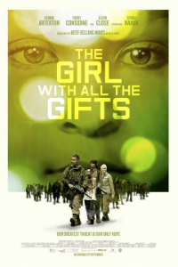 poster Melanie. The Girl With All the Gifts