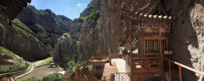 China Día 5: Datong (Templo colgante, Pagoda de Madera de Yingxian, Monasterio Huayan)