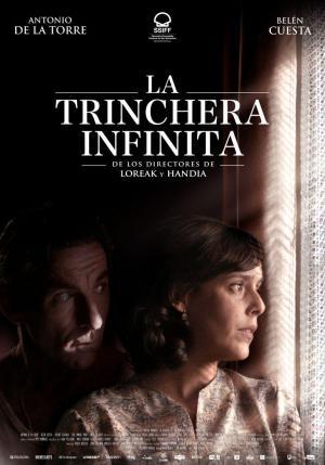 poster La trinchera infinita