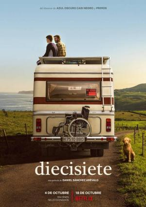 poster Diecisiete