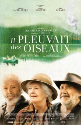 poster Il pleuvait des oiseaux / And the birds rained down