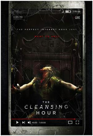 poster The Cleansing Hour