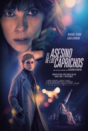 poster El asesino de los caprichos