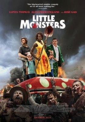 poster Little monsters