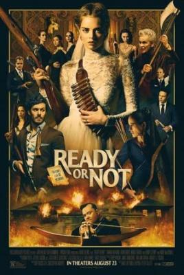 poster Ready or Not (Noche de bodas)