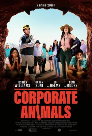poster Corporate Animals
