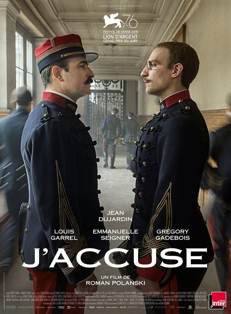 poster El oficial y el espía