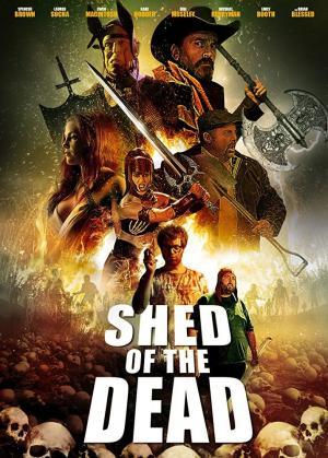 poster Shed of the Dead