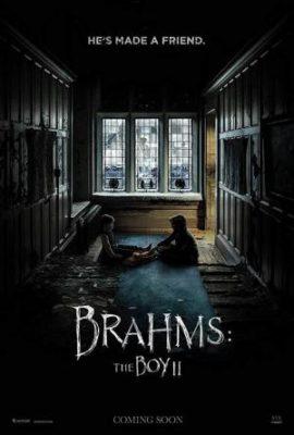 poster The Boy: La maldición de Brahms