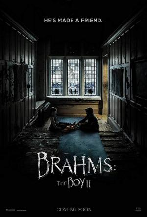 poster The Boy: La maldición de Brahms