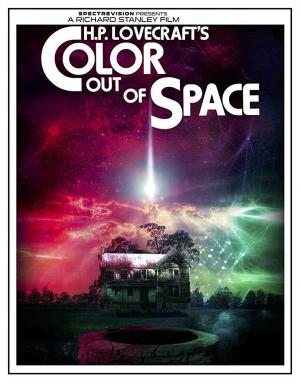 poster Color Out of Space