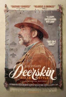 poster Le Daim