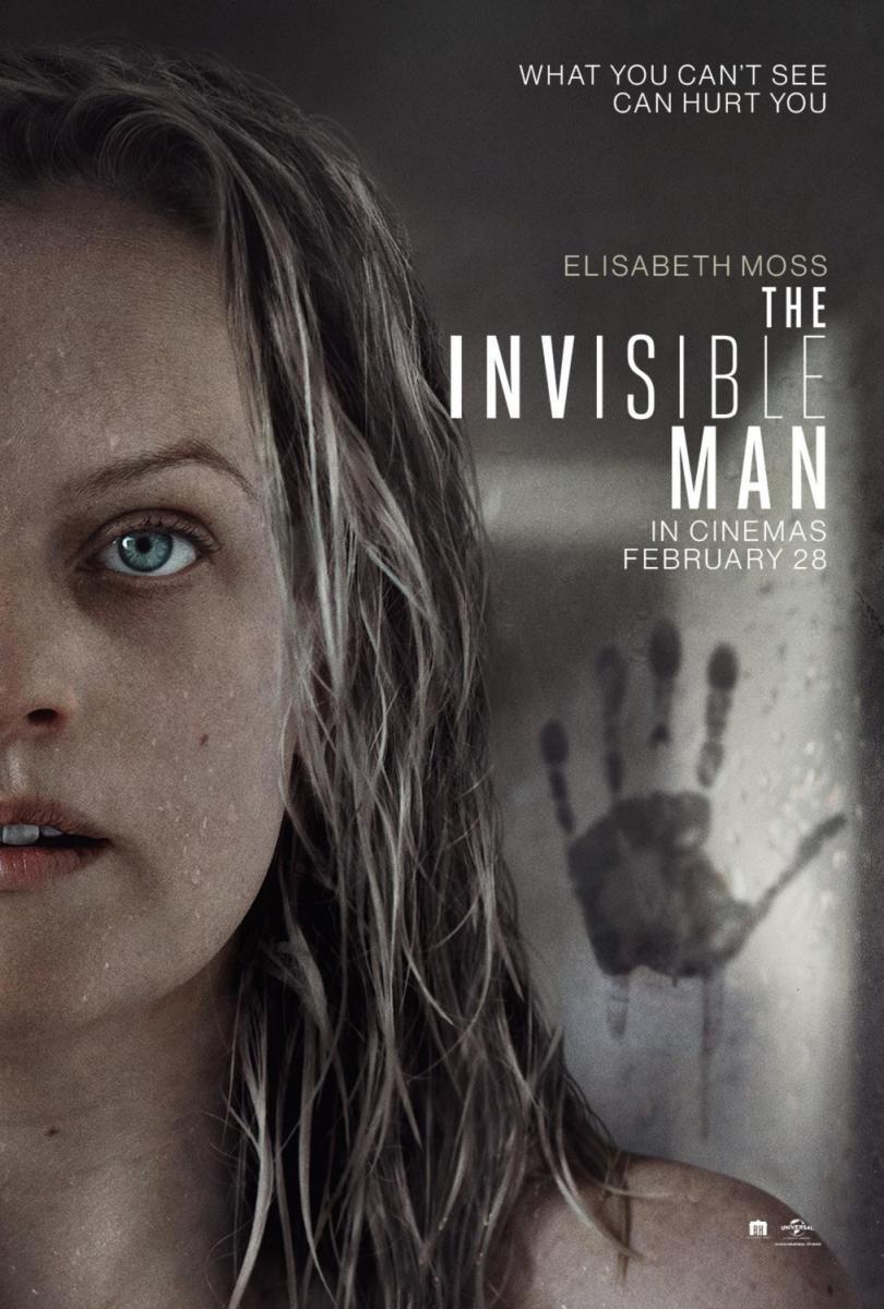 poster El hombre invisible