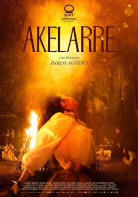 poster Akelarre