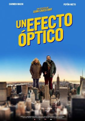 poster Un efecto óptico