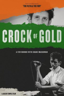 poster Crock of Gold: A Few Rounds with Shane MacGowan