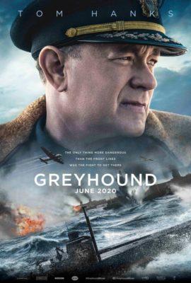 poster Greyhound: Enemigos bajo el mar