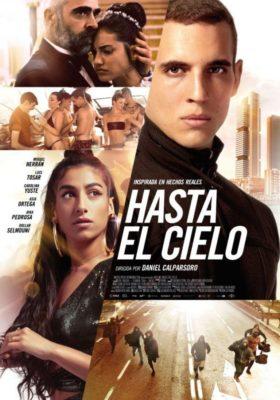 poster Hasta el cielo
