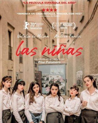 poster Las niñas