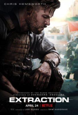 poster Tyler Rake