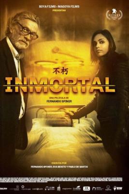 poster Inmortal