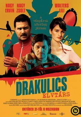 poster Comrade Drakulich