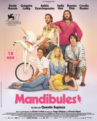 poster Mandíbulas